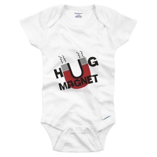 Hug Magnet Onesie