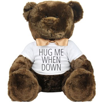 Hug Me When Down