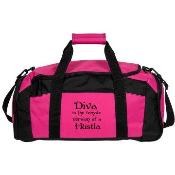 Hustla Gym Bag