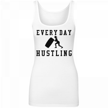 Hustle Cross Fit Tank