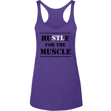 Hustle for the muscle ST Louis
