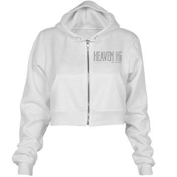 Hvn Hi jacket - white or menthe