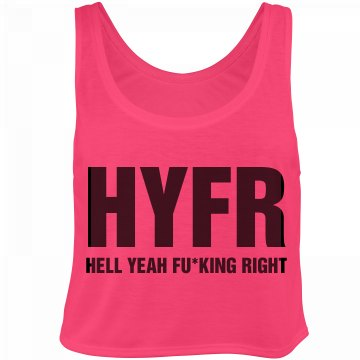 HYFR - Hell Yeah