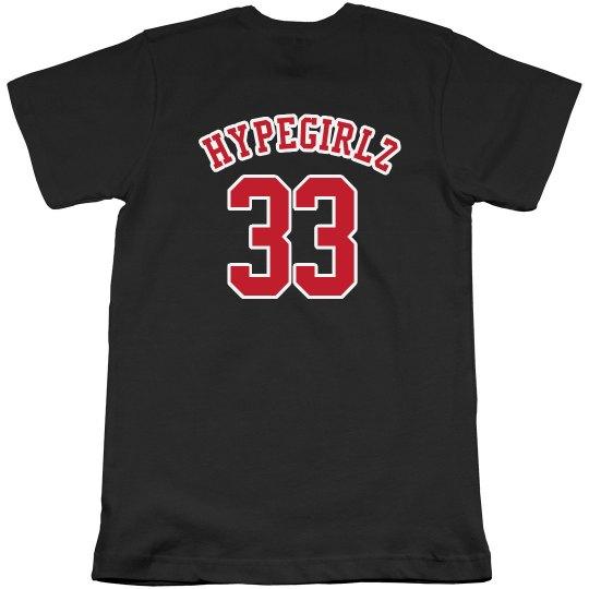 hypegirlz black red