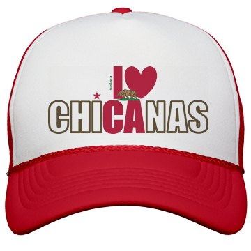 I ❤ Cali Chicanas by itbepoetry