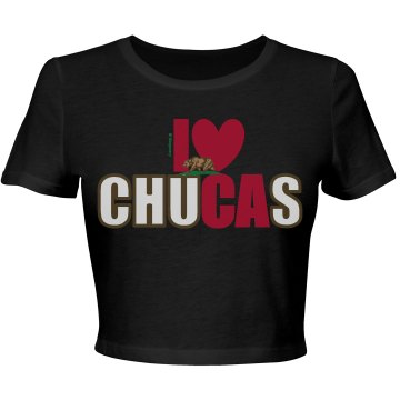 I ❤ Cali Chucas by itbepoetry