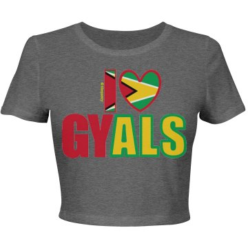 I ❤ Guyanese Gyals by itbepoetry