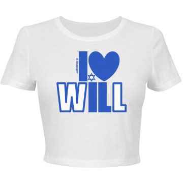 I ❤ Israeli Will by itbepoetry