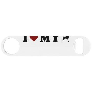 I ♥ My Min Pin