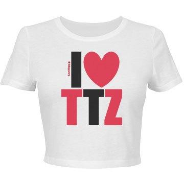 I ❤ Trini Titties by itbepoetry