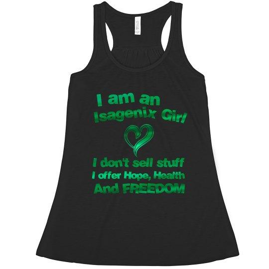 I am an Isagenix Girl-IsaRevolution