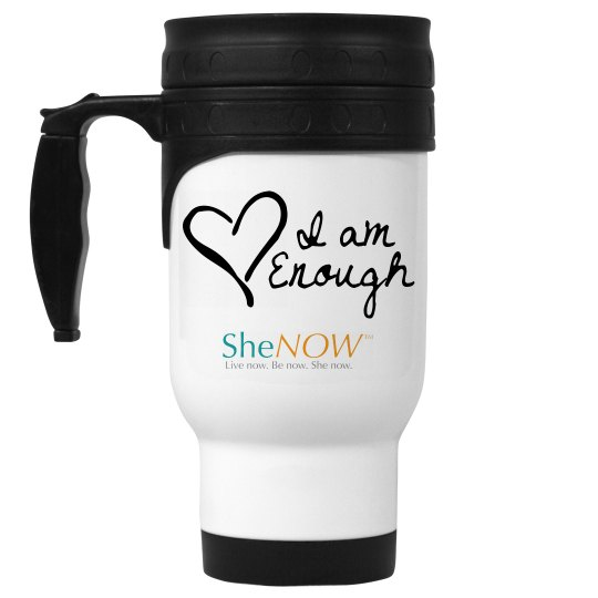 i am enough cup