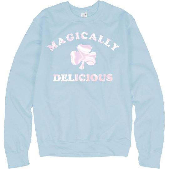 I Am Magically Delicious Metallic