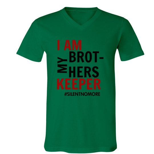 I Am My Brother's Keeper Tee 3