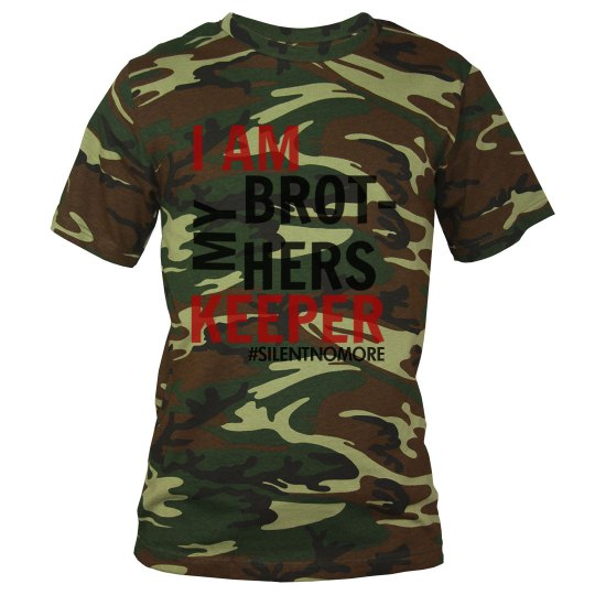I Am My Brother's Keeper Tee