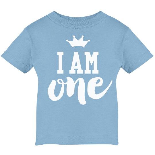 I Am One First Birthday