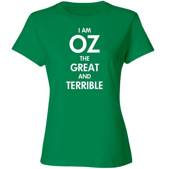 I Am Oz the Great