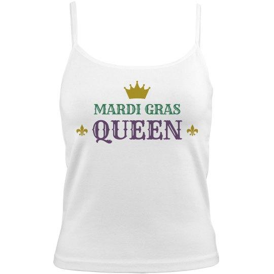 I Am The Mardi Gras Queen