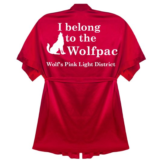 I belong to the Wolfpac