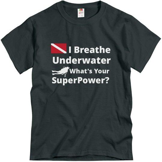 I Breathe Underwater