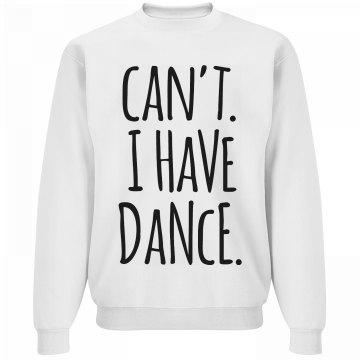 i can 39 t i have dance. Black Bedroom Furniture Sets. Home Design Ideas