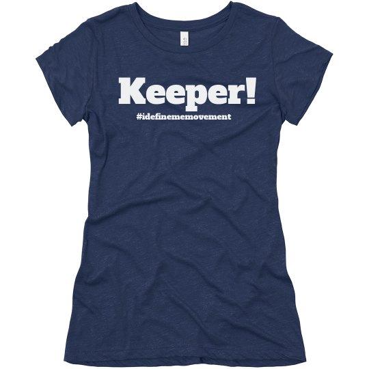 I Define ME Keepers