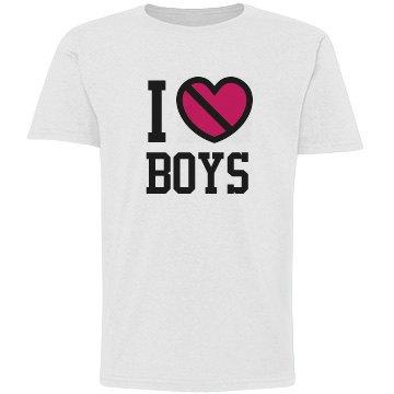 I Don't Heart Boys