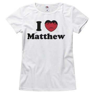 I Don't Love Matt