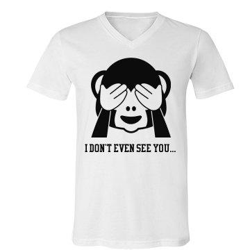 I Don't See U