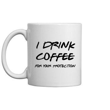 I drink Coffee