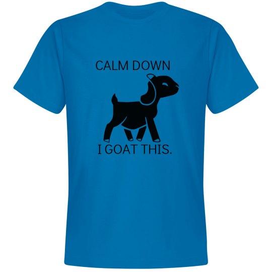I Goat This