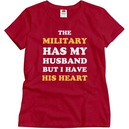 I Have His Military Heart