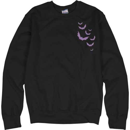 I Have Plans Lavender Sweatshirt
