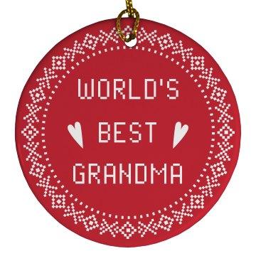 I Have The World's Best Grandma