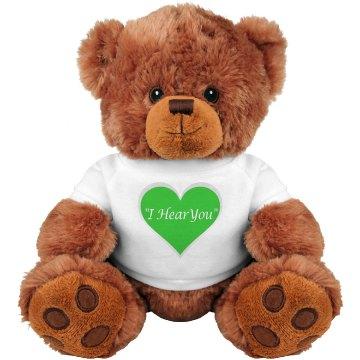 I Hear You Bear