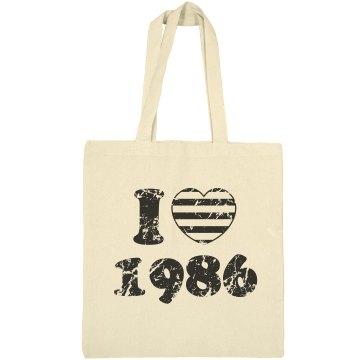 I Heart 1986