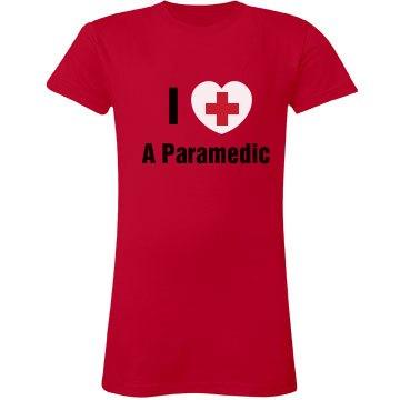 I Heart A Paramedic