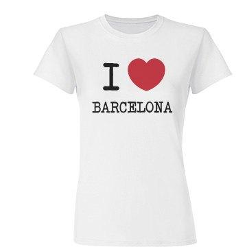I Heart Barcelona