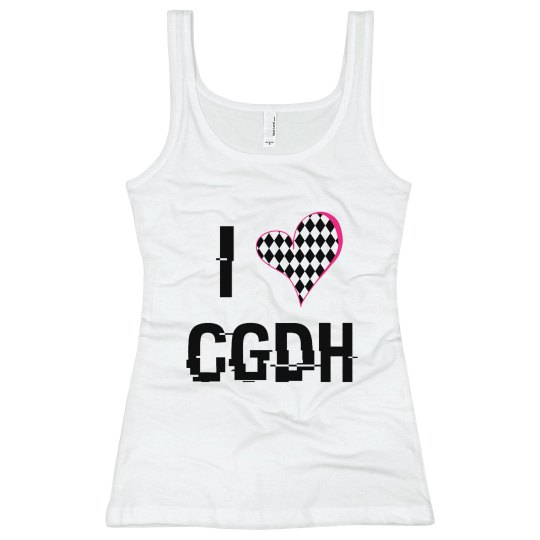 I Heart CGDH Tank