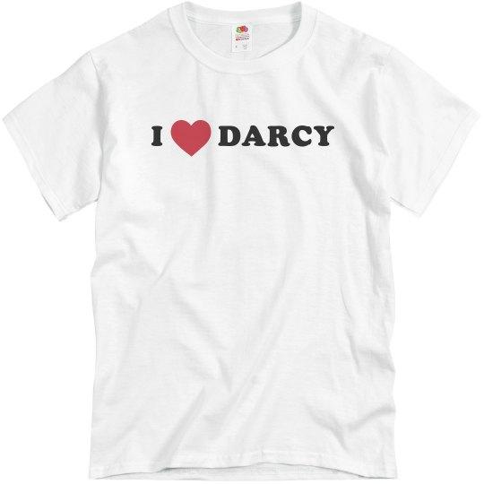 I Heart Darcy