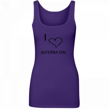 I heart doTERRA Oils