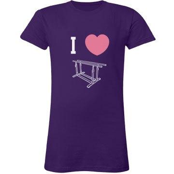 I Heart Gymnastics