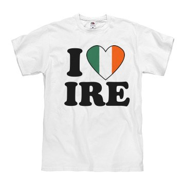 I Heart IRE Mens