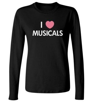 I Heart Musicals