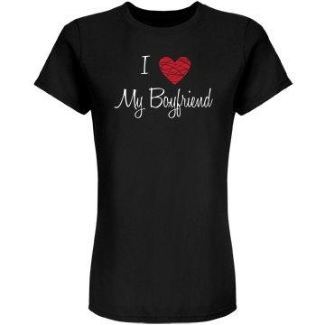 I Heart My Boyfriend