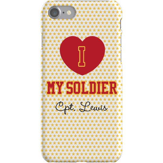 I Heart My Soldier Much
