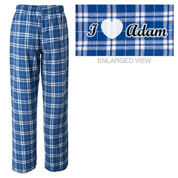 I Heart Pajama Girl
