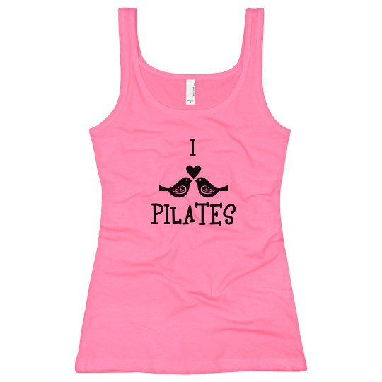 I Heart Pilates Tank Top