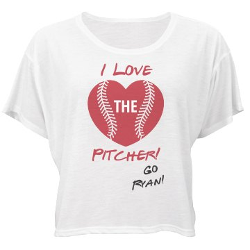 I Heart The Pitcher!
