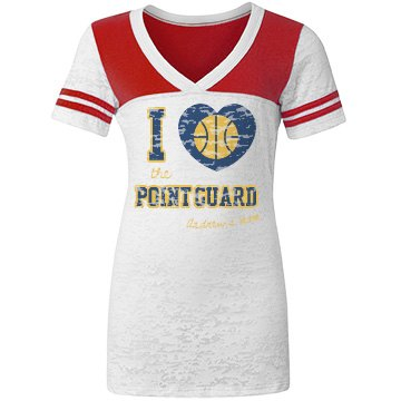 I Heart the Point Guard